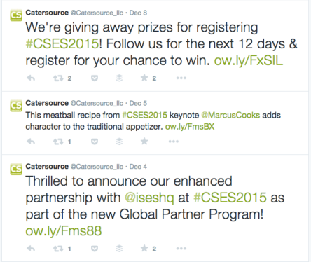 catersource cses2015